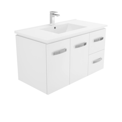 Fienza Dolce 900 Universal Wall-Hung Vanity