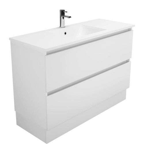 Fienza Dolce 1200 Quest with Kickboard Vanity