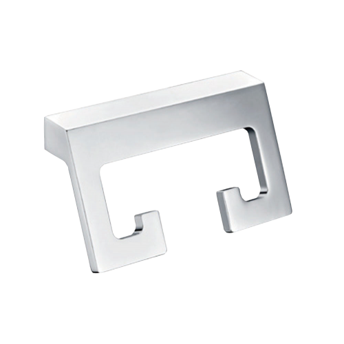 TIME SQUARE DOUBLE ROBE HOOK