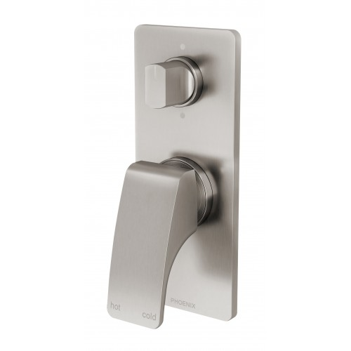 RUSH SHOWER/BATH DIVERTER MIXER