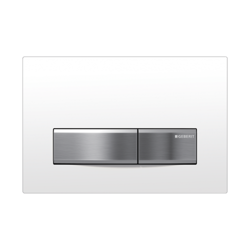 Geberit Sigma 50 White Flush Plate