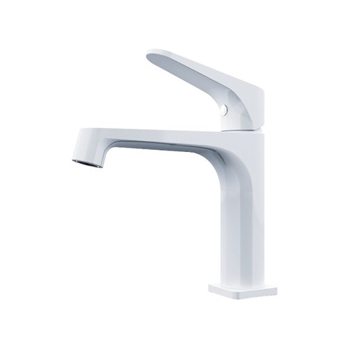 Nero Victor Basin Mixer White