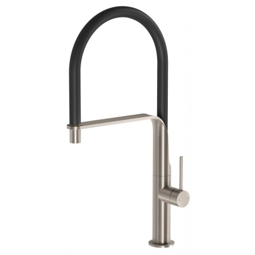 Phoenix Vido Flexible Sink Mixer/Brushed Nickel