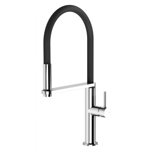 Phoenix Blix Flexible Hose Sink Mixer (Round)