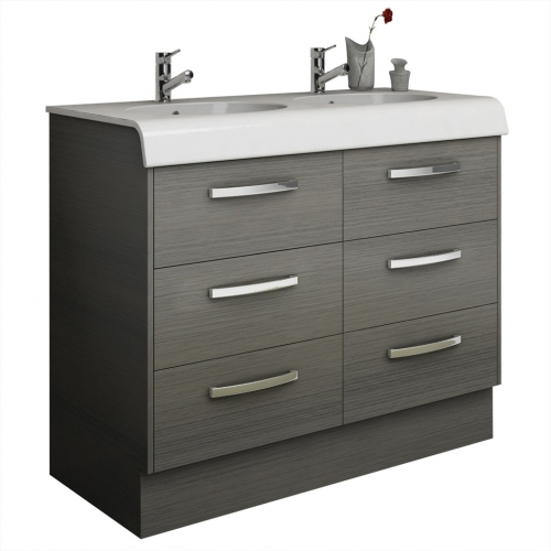 Timberline Andorra 1100 Vanity Double Bowl