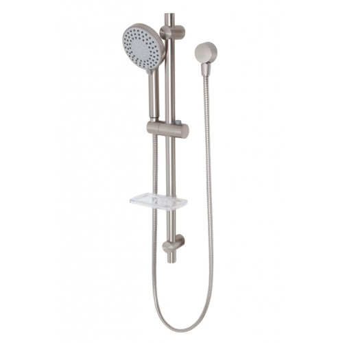 Phoenix Vivid Rail Shower/Brushed Nickel