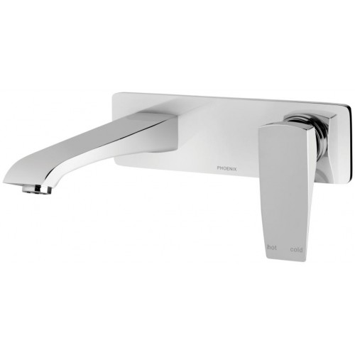 Phoenix Argo Wall Basin Set/Chrome