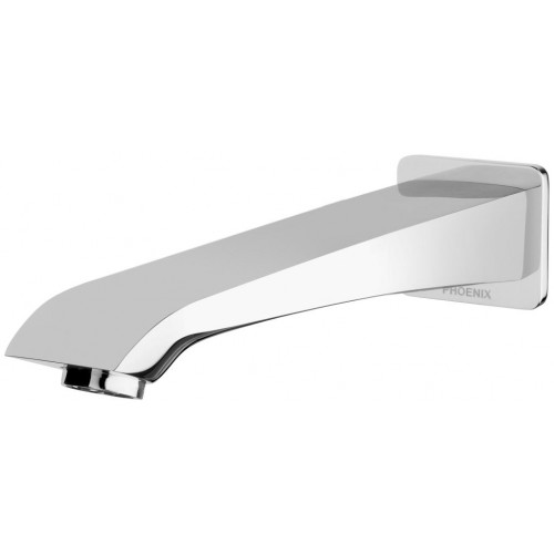 Phoenix Argo 180mm Wall Basin Spout/Chrome