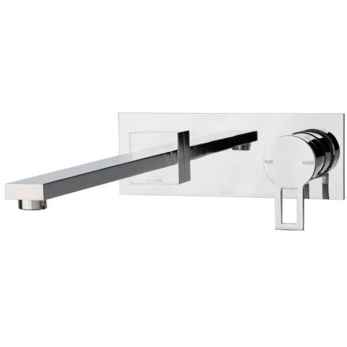 Phoenix Lexi Q 290mm Wall Basin Set