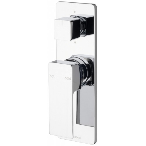 Phoenix Radii Shower Bath Mixer with Diverter