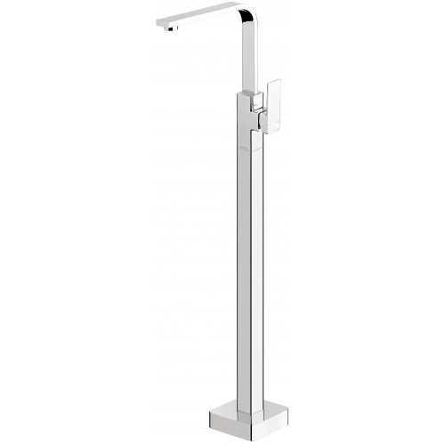 Phoenix Radii Floor Mounted Bath Mixer