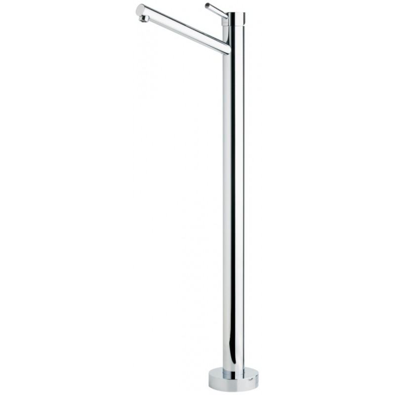 Phoenix Vivid Floor Mounted Bath Mixer