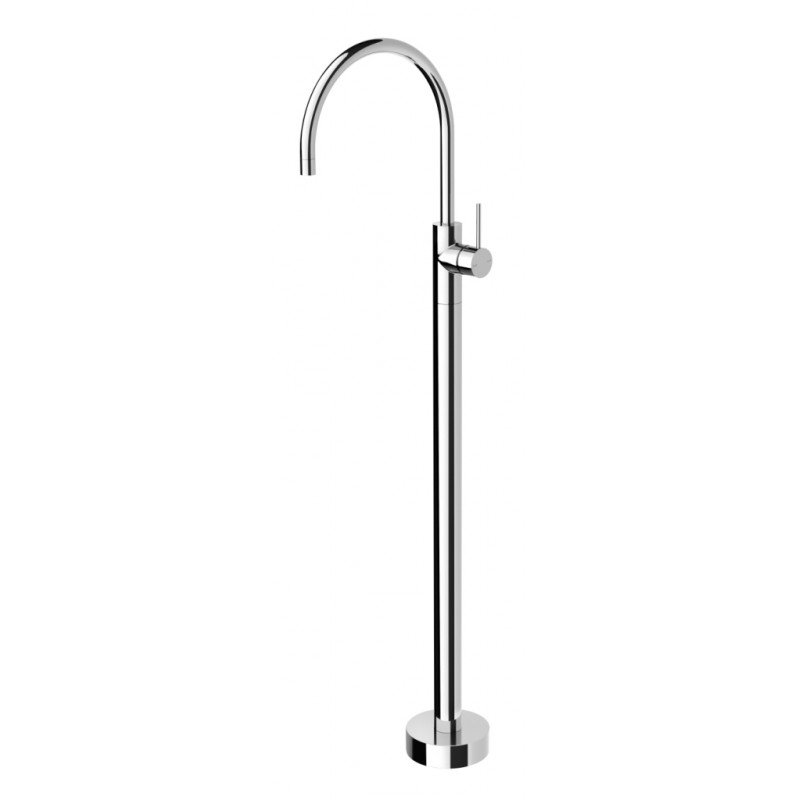 Phoenix Vivid Slimline Floor mounted Bath Mixer