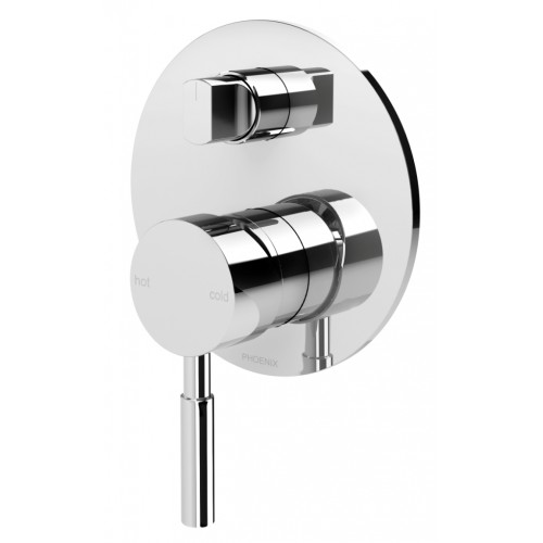 Phoenix Vivid Shower/Bath Mixer/Diverter