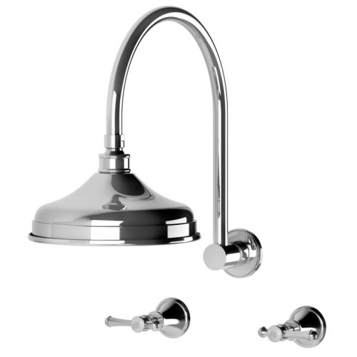 Phoenix Nostalgia Lever Shower Set