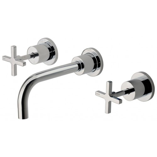 Phoenix Radii 180mm Wall Bath Set