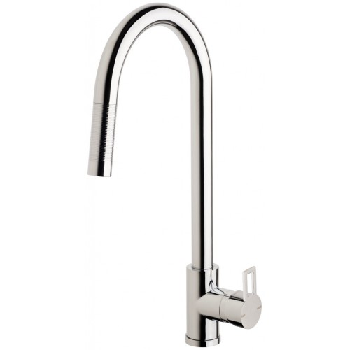 Phoenix Lexi Q Pull Out Sink Mixer