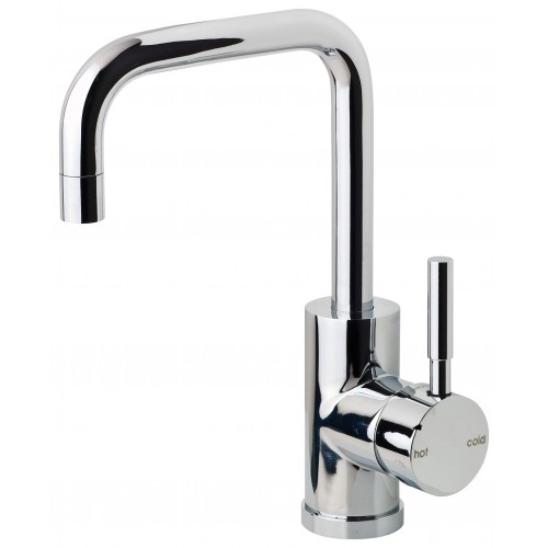 Phoenix Vivid Sink Mixer 160mm Square Line