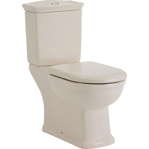 RAK Washington Toilet Suite/Ivory