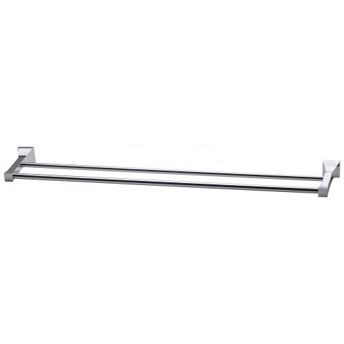 Phoenix Argo 760mm Double Towel Rail