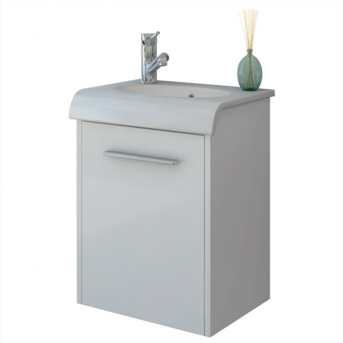 Timberline Andorra 400 Wall Hung Vanity