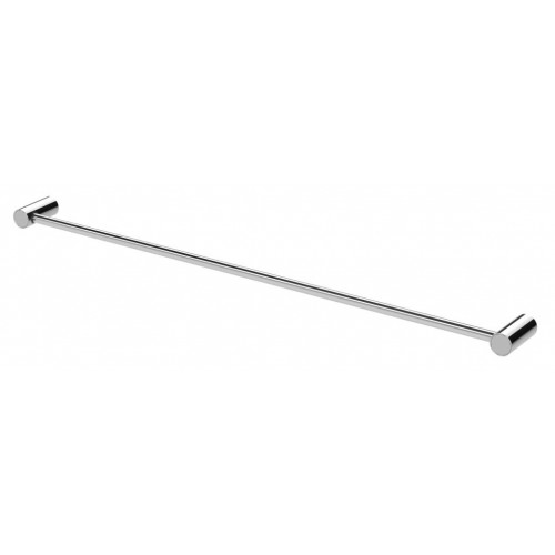 Phoenix Vivid Slimline 800mm Single Towel Rail