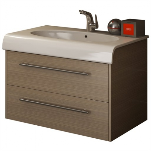 Timberline Andorra 800 Vanity Wall Hung
