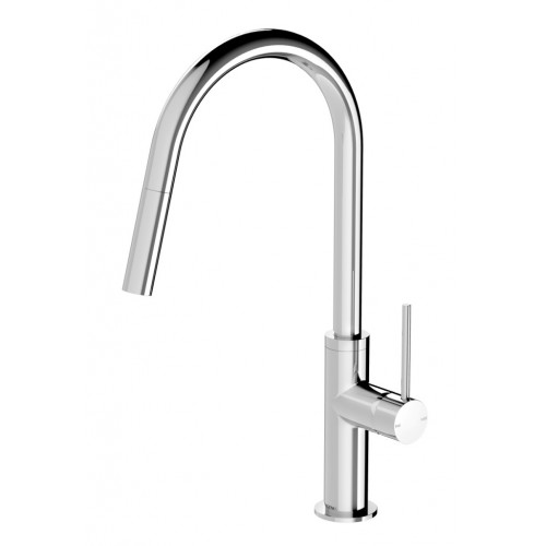 Phoenix Vivid Slimline Pull Out Sink Mixer