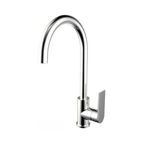 Kiato Sink Mixer Chrome