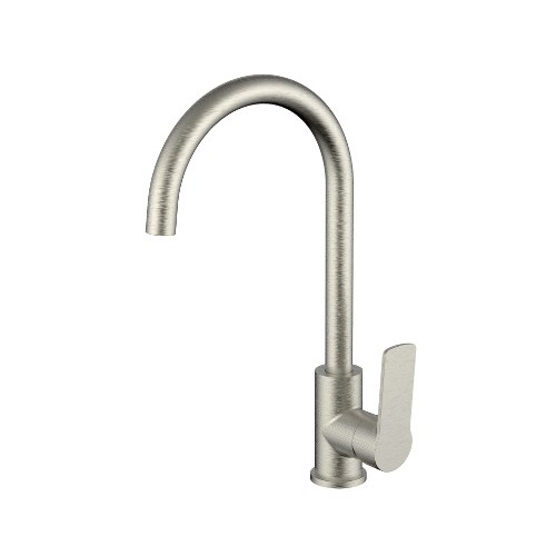 Akemi Sink Mixer Brushed Nickel