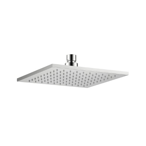Kiato Overhead Rose 200mm Brushed Nickel
