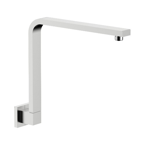 The Kiato Shower Arm Brushed Nickel