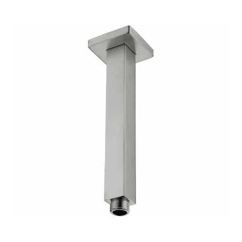 Kiato Ceiling Arm 200mm Brushed Nickel