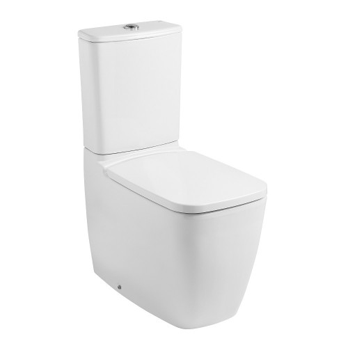 "Gala Eos Wall Faced Toilet Suite ""S"" Trap"