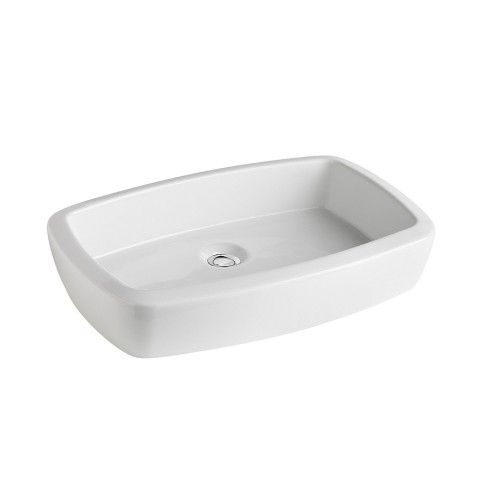 Gala Eos Above Counter Rectangular Basin