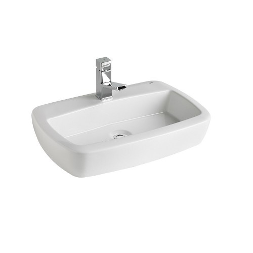 Gala Eos Above Counter Basin One Tap Hole