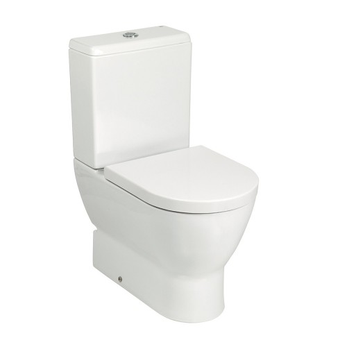 Gala Emma Wall Facing Toilet Suite P Trap