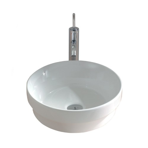 Gala Circle Inset/Above Counter Basin