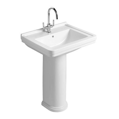 Gala Noble 75 Pedestal Basin