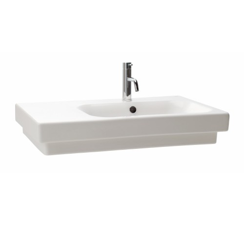 Gala Flex 80 Wall Basin Asymmetric Right Basin