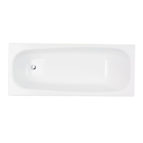 Gala Fedra 1700 Pressed Metal Bath