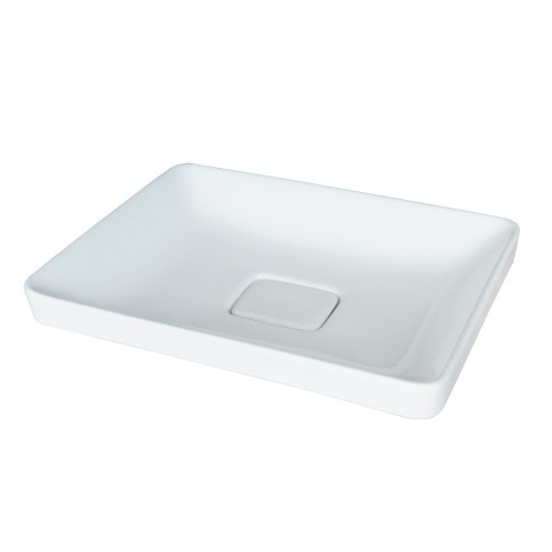 Eneo 500 Inset Basin with free flow waste