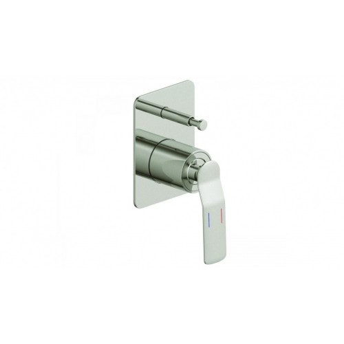 Arcisan Synergii Bath/Shower Mixer with Diverter - Satin Nickel PVD