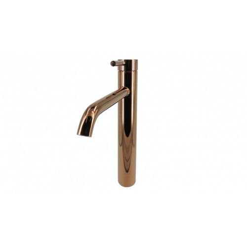 Arcisan Axus Extended High Pin Lever Basin Mixer - Rose Gold PVD