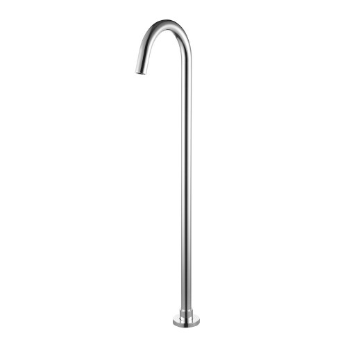 Axus Pin Freestanding Bath Spout