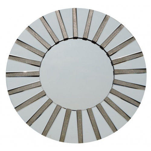 Diamonds Wall Mirror
