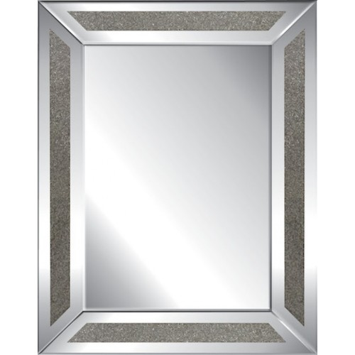 Amarylis Rectangular Wall Mirror