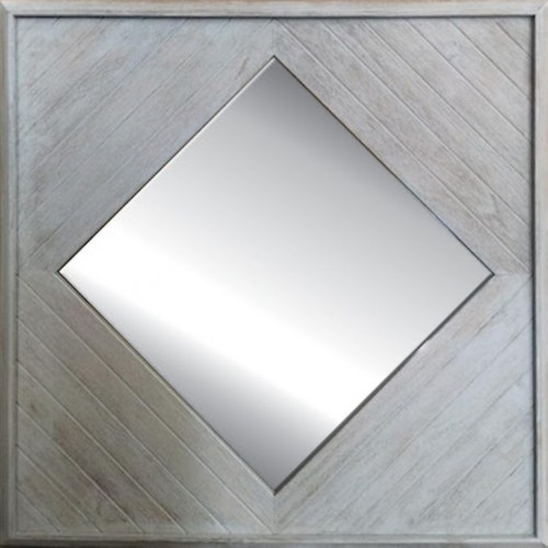 Harper Timber Wall Mirror