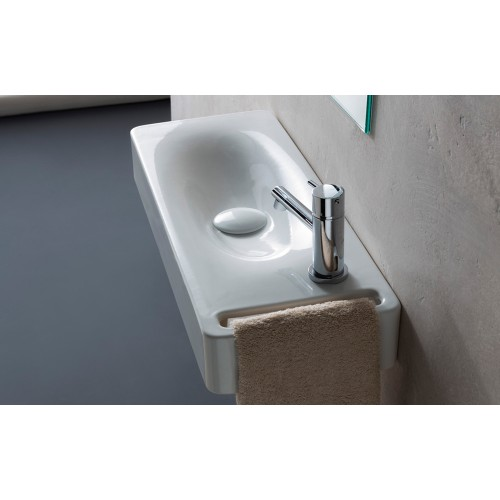 Scarabeo 500mm Wall Hung Basin