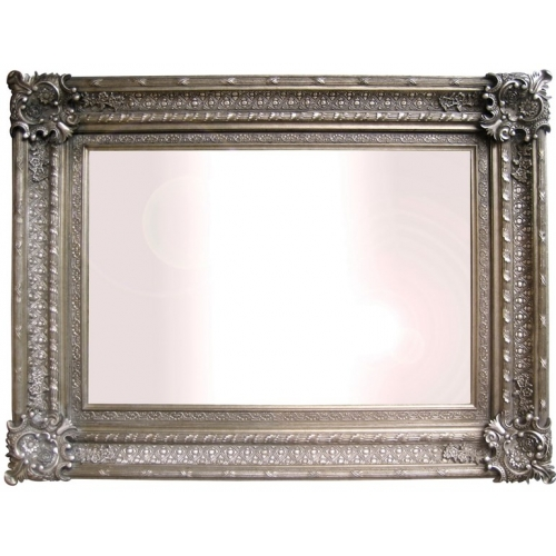 Elena Small in Champagne Wall Mirror